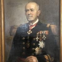 Ramón Bullón Fernández, director de la Escuela Oficial de Náutica. 2019