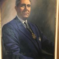 Emilio Solá y Bauló, director de la Escuela Oficial de Náutica. 2019