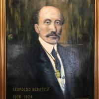 Leopoldo Benítez Rodríguez, director de la Escuela Especial de Náutica. 2019