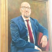 Santiago Ordás Jiménez, degà de la Facultat de Nàutica de Barcelona. 2019