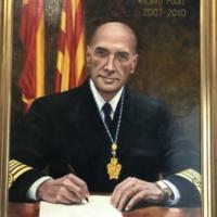 Ricard Marí Sagarra, degà de la Facultat de Nàutica de Barcelona. 2019