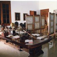 Exposició d'intruments i materials nàutics. 2000.