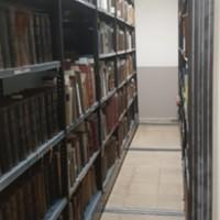 Fons antic de la biblioteca de la Facultat de Nàutica de Barcelona. 2019